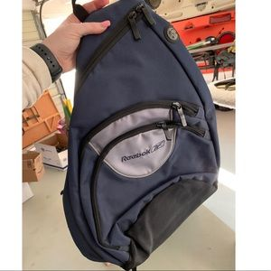 Rebook Backpack Blue